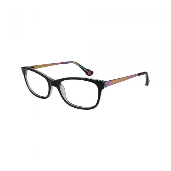 Hot Kiss Black HK76 - Eyeglasses - Left