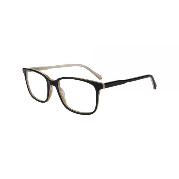 Fregossi Brown 420 - Eyeglasses - Left