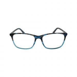 Fregossi Blue 454 - Eyeglasses - Front
