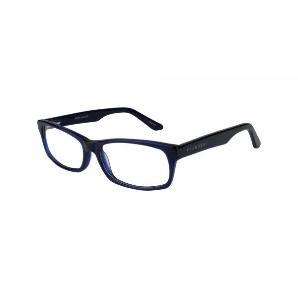 Fregossi Blue 402 - Eyeglasses - Left