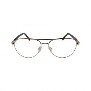 Fregossi Gold 670 - Eyeglasses - Front