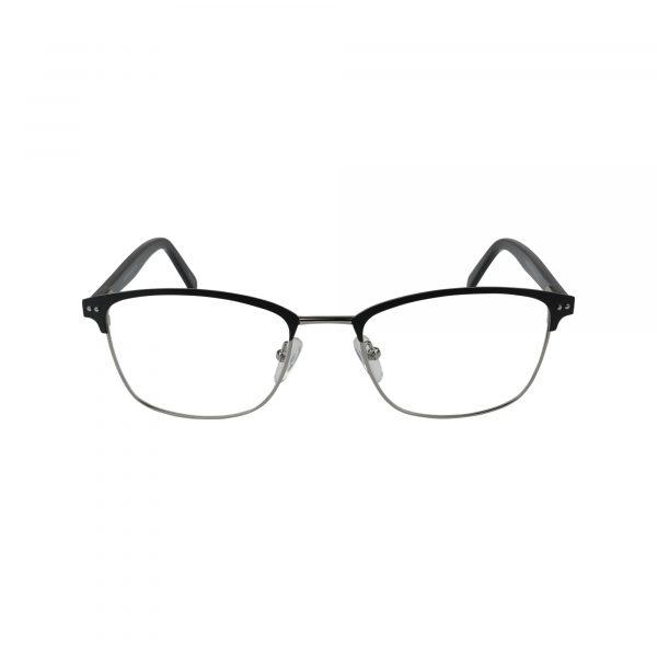 Fregossi Black 654 - Eyeglasses - Front