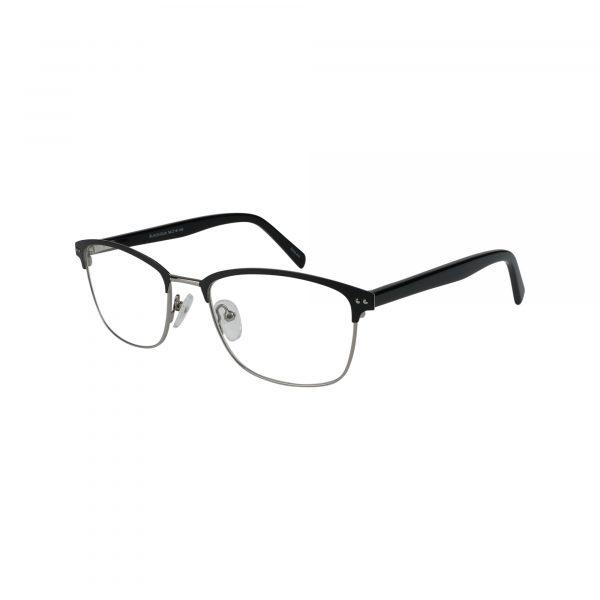 Fregossi Black 654 - Eyeglasses - Left
