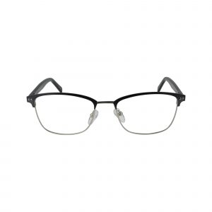 Fregossi Gunmetal 654 - Eyeglasses - Front