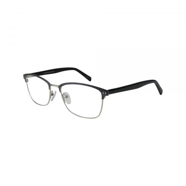Fregossi Gunmetal 654 - Eyeglasses - Left