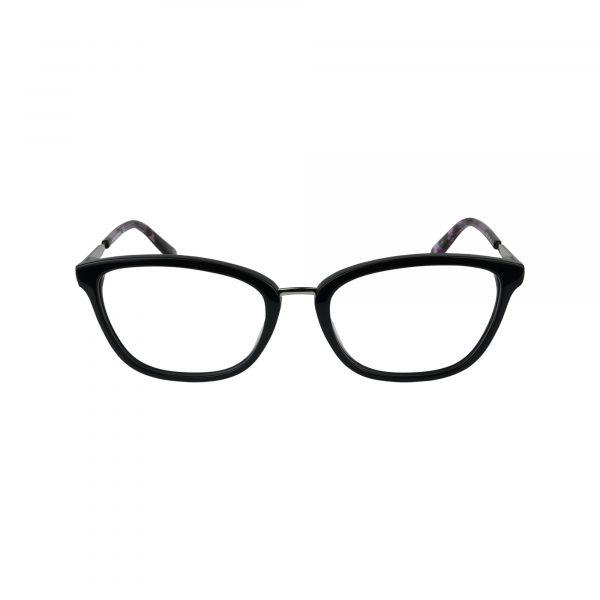 Banana Republic Black Harper - Eyeglasses - Front