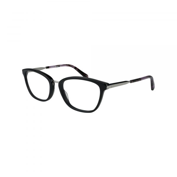 Banana Republic Black Harper - Eyeglasses - Left