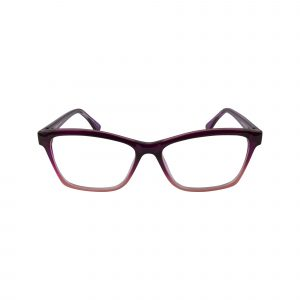 CN B CN Purple 74 - Eyeglasses - Front