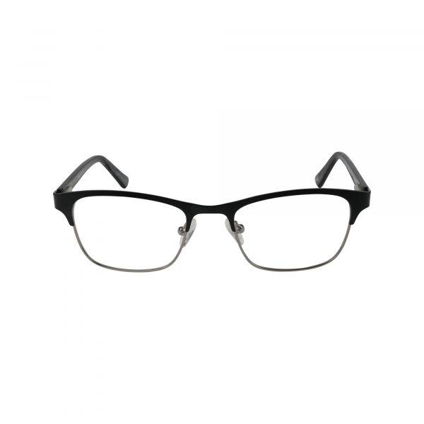 Fregossi Black 657 - Eyeglasses - Front