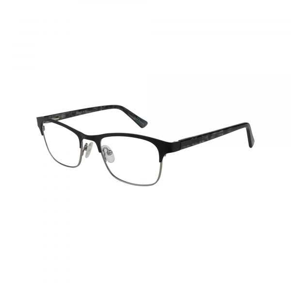 Fregossi Black 657 - Eyeglasses - Left