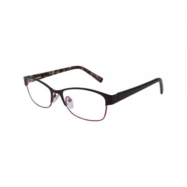Fregossi Purple 651 - Eyeglasses - Left