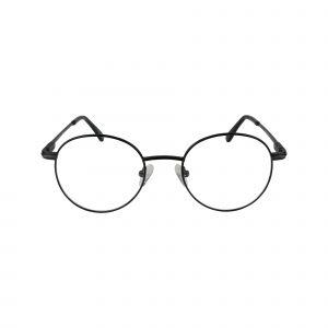 Fregossi Black 662 - Eyeglasses - Front