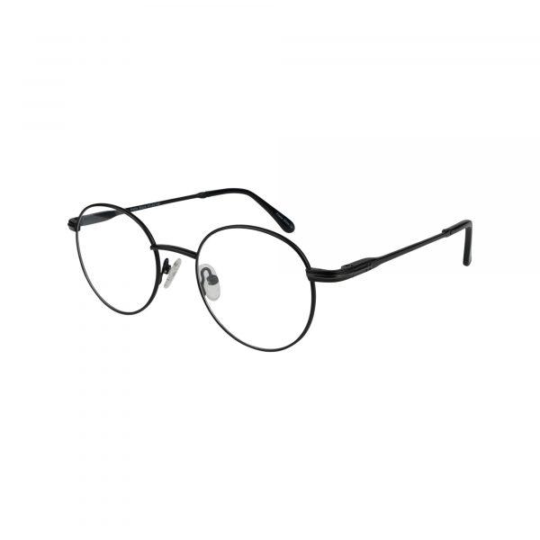 Fregossi Black 662 - Eyeglasses - Left