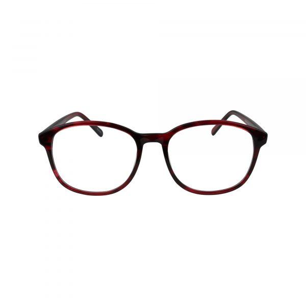 Fregossi Red 456 - Eyeglasses - Front