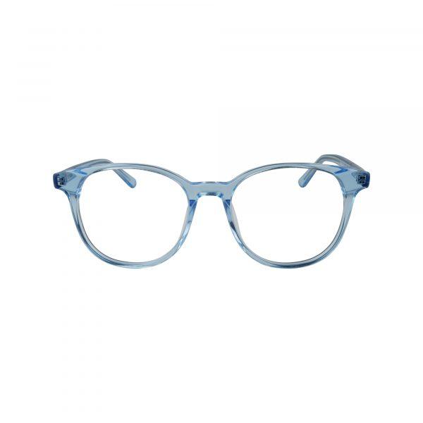 Fregossi Blue 484 - Eyeglasses - Front
