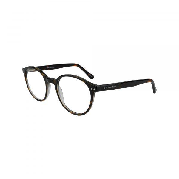 Fregossi Red 461 - Eyeglasses - Left