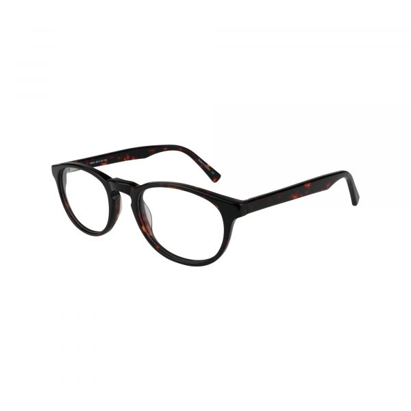 Fregossi Red 439 - Eyeglasses - Left