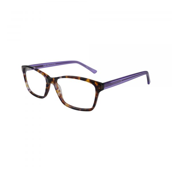 Fregossi Purple Demi 462 - Eyeglasses - Left
