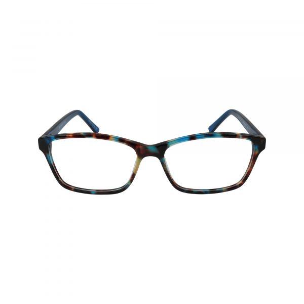 Fregossi Blue Demi 462 - Eyeglasses - Front