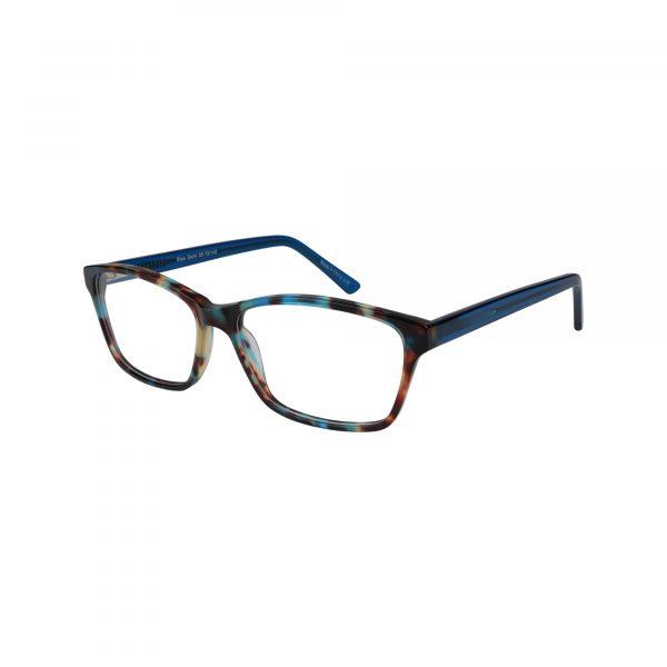 Fregossi Blue Demi 462 - Eyeglasses - Left