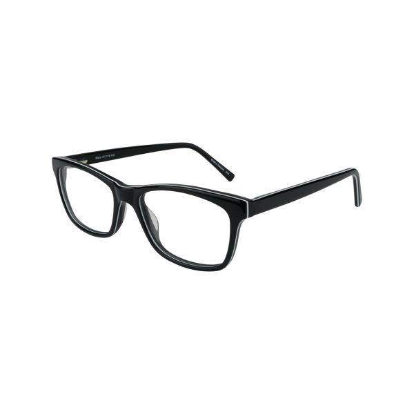 Fregossi Black 427 - Eyeglasses - Left