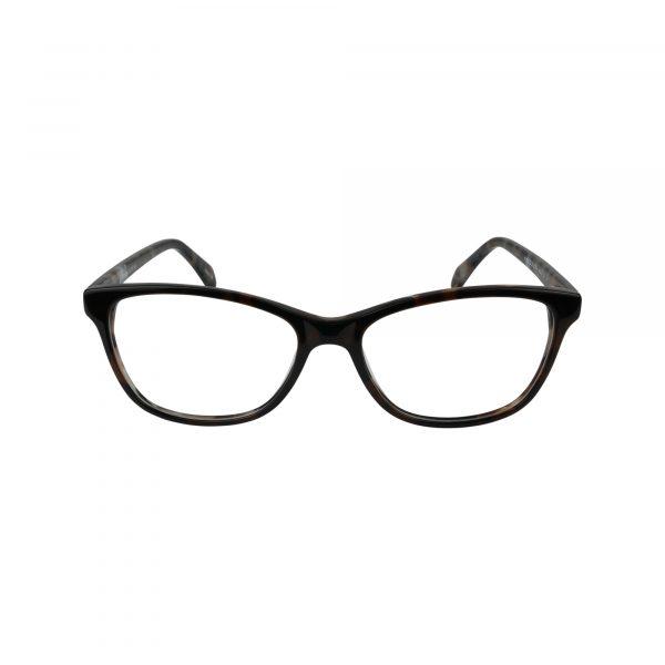 Fregossi Brown 463 - Eyeglasses - Front