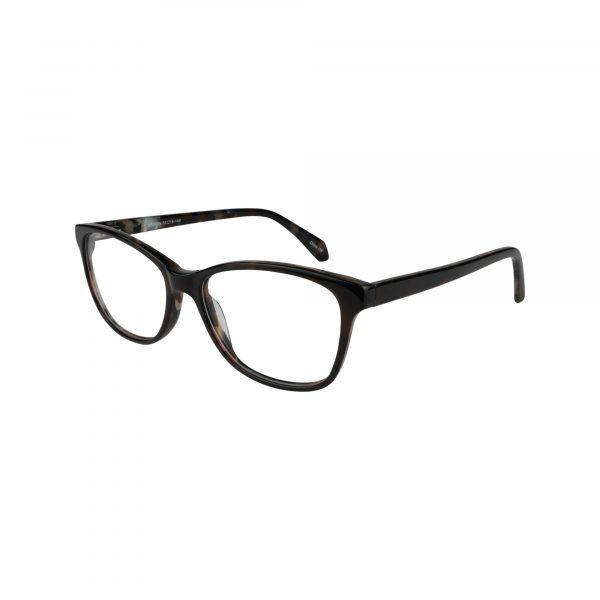 Fregossi Brown 463 - Eyeglasses - Left