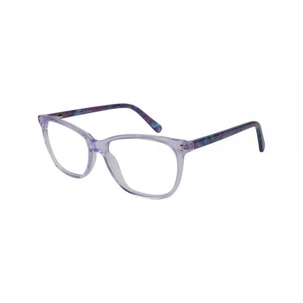 Fregossi Purple Kids 320 - Eyeglasses - Left