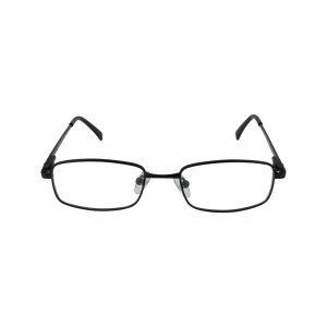Exclusive Black 222 - Eyeglasses - Front