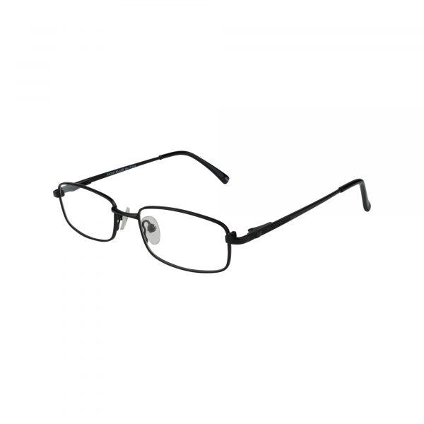 Exclusive Black 222 - Eyeglasses - Left