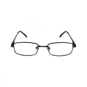 Exclusive Brown 222 - Eyeglasses - Front