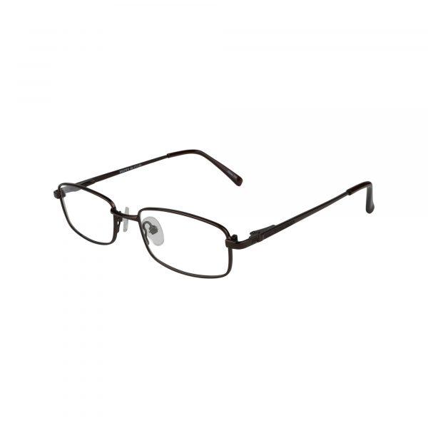 Exclusive Brown 222 - Eyeglasses - Left