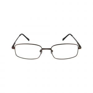 Exclusive Brown 176 - Eyeglasses - Front