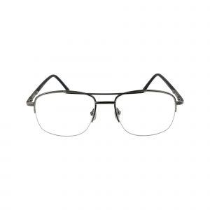 Exclusive Gunmetal 151 - Eyeglasses - Front