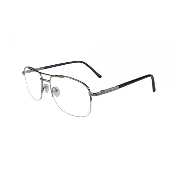 Exclusive Gunmetal 151 - Eyeglasses - Left