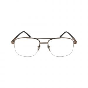 Exclusive Gold 151 - Eyeglasses - Front