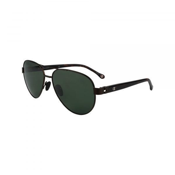 Champion Brown Cu6061 - Sunglasses - Left