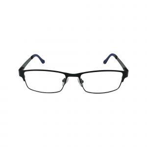 Global Releaf Black GR20 - Eyeglasses - Front