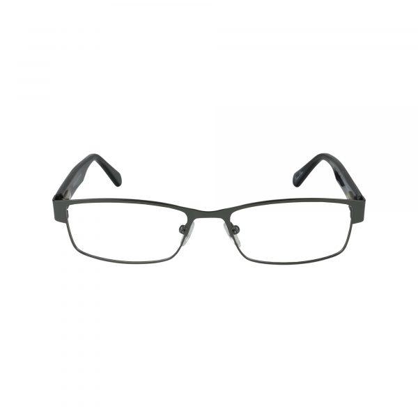 Global Releaf Gunmetal GR18 - Eyeglasses - Front