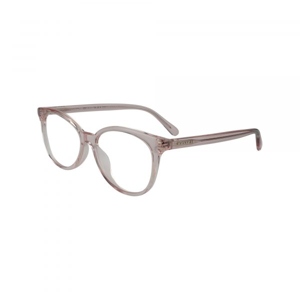 Coach Pink 6138U - Eyeglasses - Left