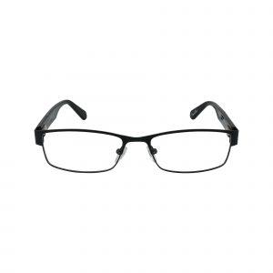 Global Releaf Black GR18 - Eyeglasses - Front