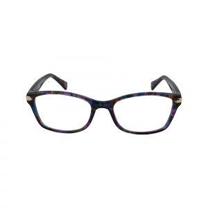 Coach Purple 6065 - Eyeglasses - Front
