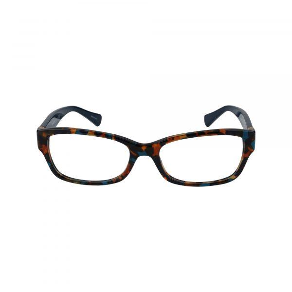 Coach Coach 6078 Blue Eyeglasses - Eyeglasses - Front