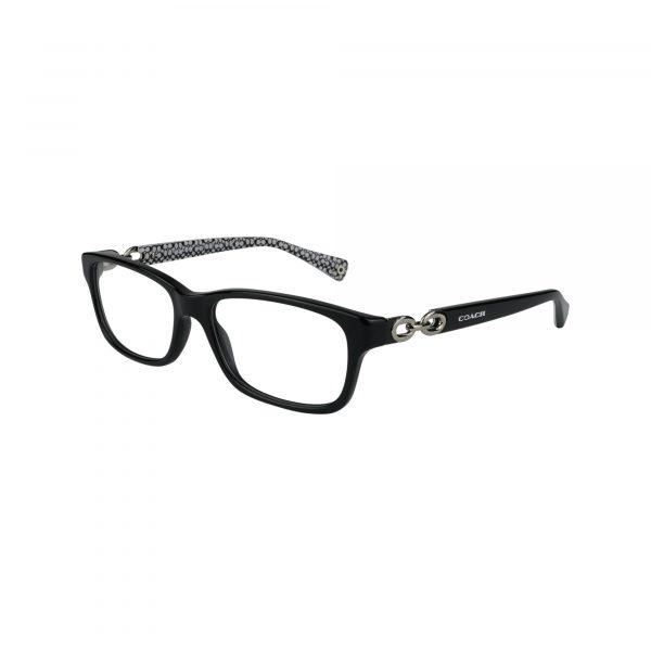 Coach Black 6052 - Eyeglasses - Left