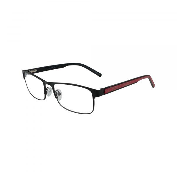 Fregossi Black 653 - Eyeglasses - Left