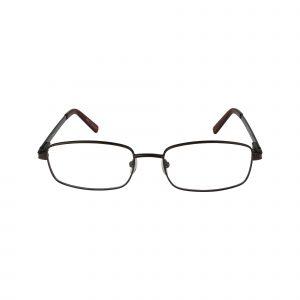 Fregossi Brown 625 - Eyeglasses - Front