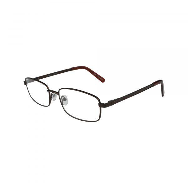 Fregossi Brown 625 - Eyeglasses - Left