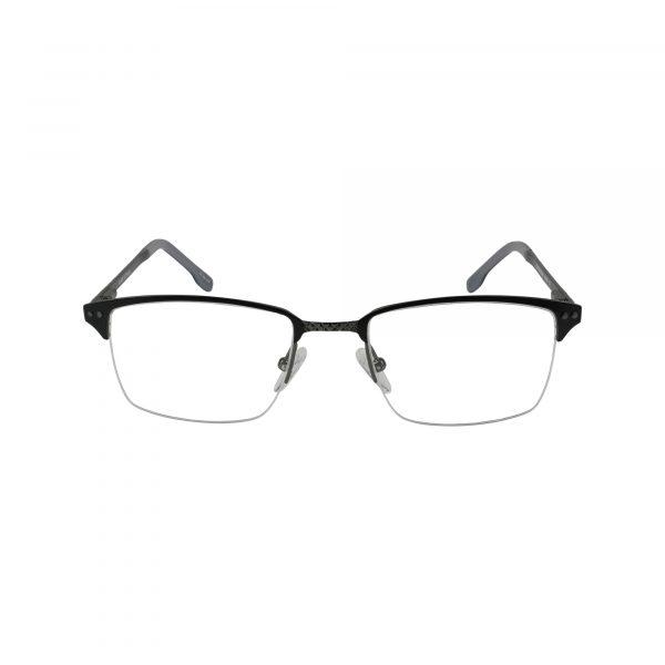 Fregossi Black 658 - Eyeglasses - Front