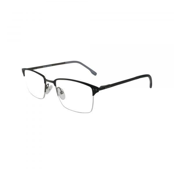 Fregossi Black 658 - Eyeglasses - Left