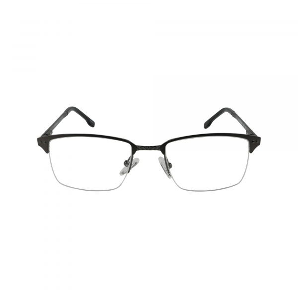 Fregossi Gunmetal 658 - Eyeglasses - Front